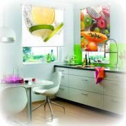Рольшторы на кухню